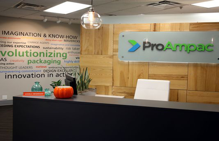 Proampac Corporate Office Photo