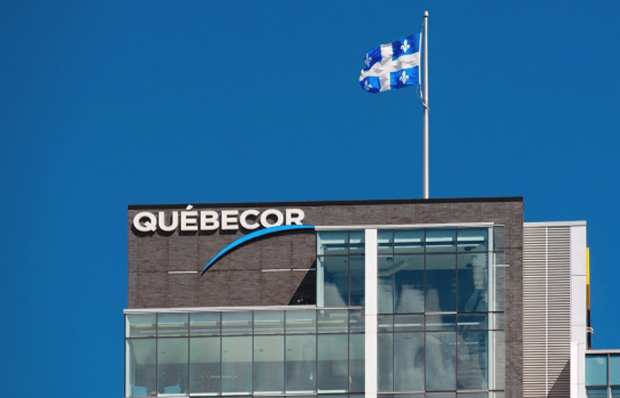 Quebecor World Headquarters Photo
