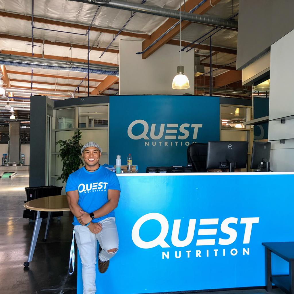 Quest Nutrition Headquarters Photo