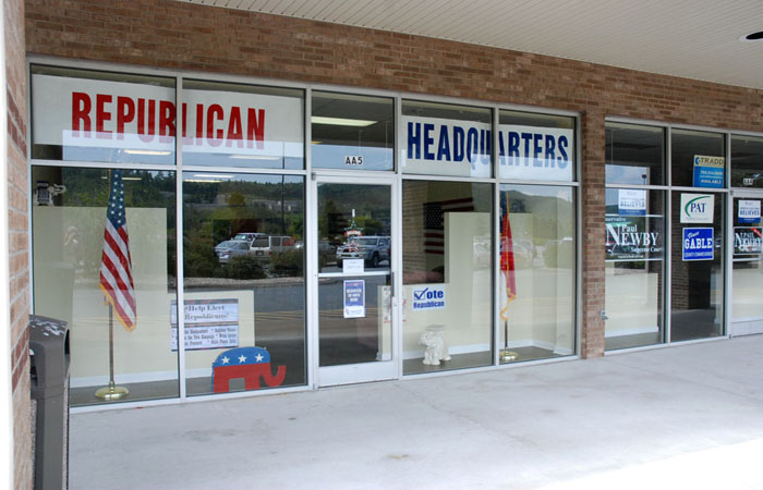 Republican Party Headquarters Photo