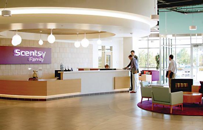 Scentsy Corporate Office Photo