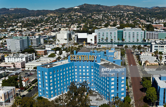 Scientology Corporate Office Photo