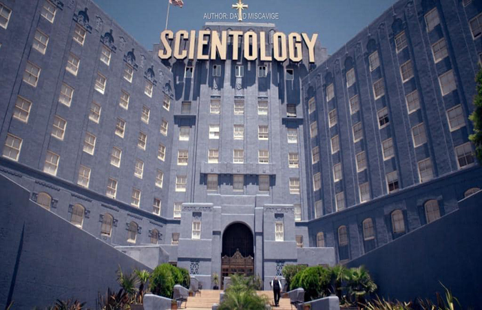 Scientology Headquarters Photo