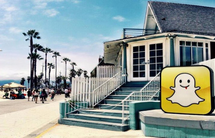 Snapchat Venice Headquarters Photo