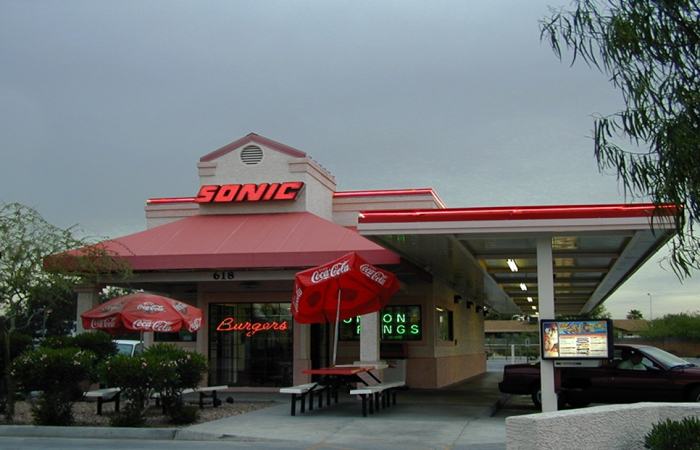Sonic Drive-In Headquarters Photo