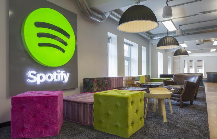 Spotify Headquarters Photo