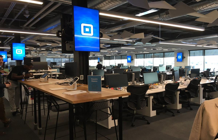 Square Corporate Office Photo