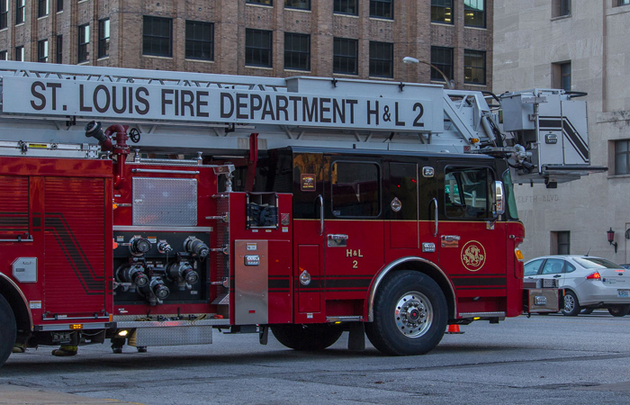 St Louis Fire Department Headquarters Photo