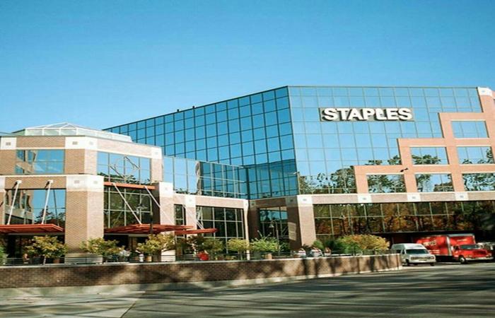 Staples Headquarters Photo