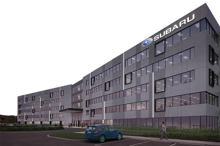 Subaru Of America Headquarters Photo