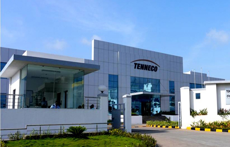 Tenneco Headquarters Photo