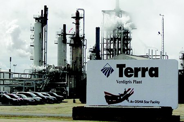 Terra Nitrogen Headquarters Photo