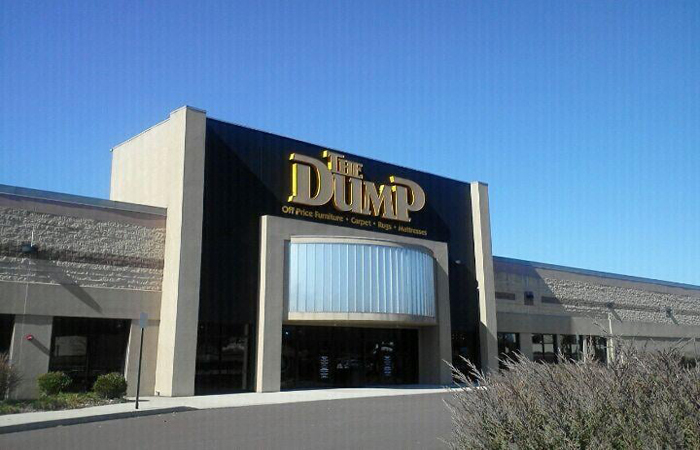 The Dump Headquarters Photo