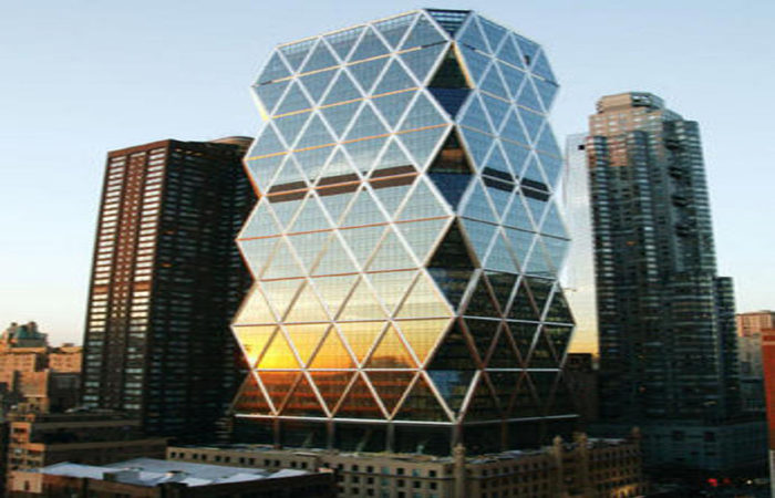 The Hearst Corporate Office Photo