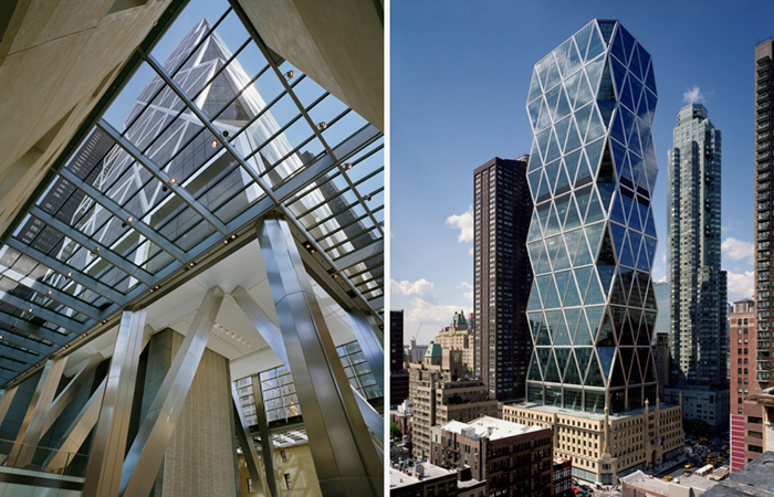 The Hearst Headquarters Photo