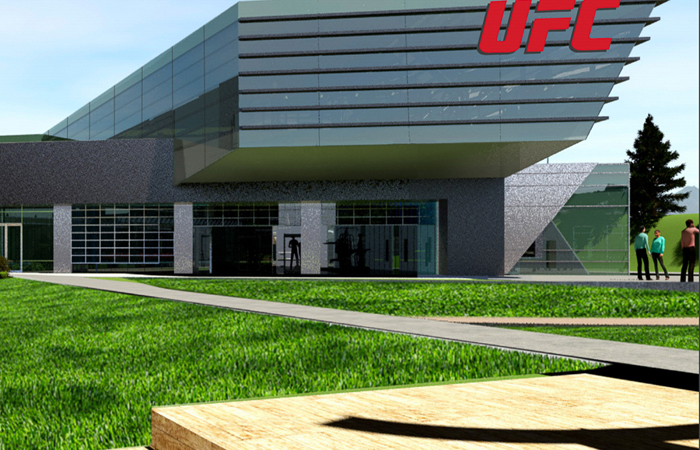 UFC Headquarters Photo