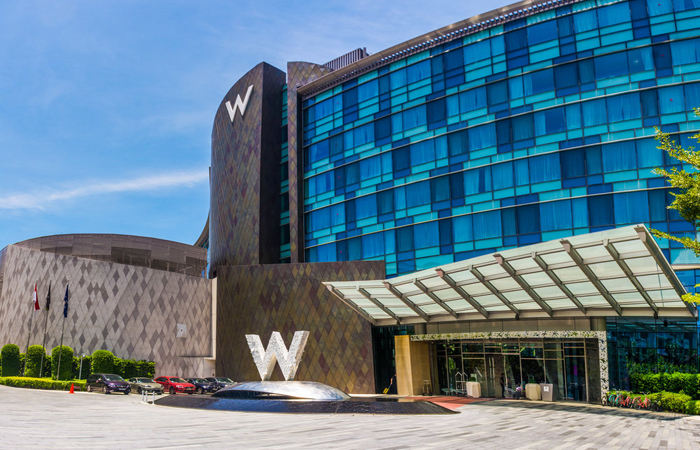 W Hotels Headquarters Photo
