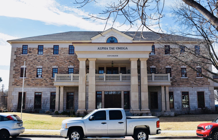 Alpha Tau Omega Headquarters Photo