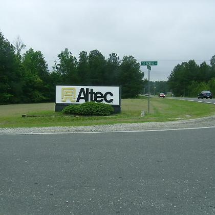 Altec Industries Inc Headquarters Photo