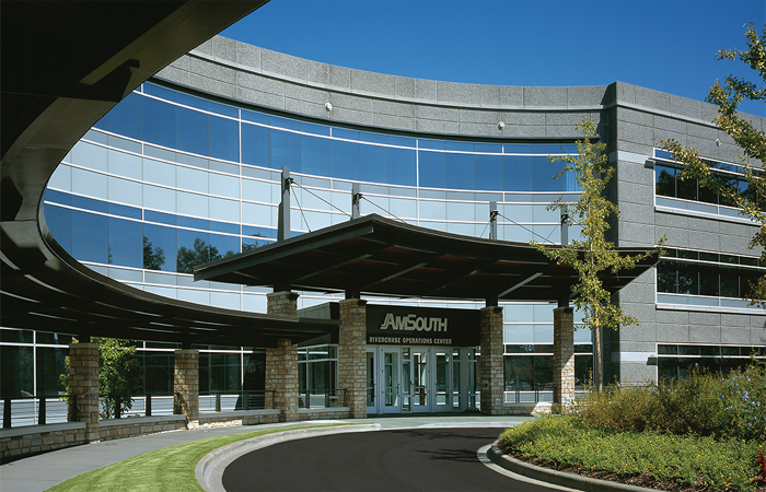 AmSouth Bancorporation Headquarters Photo