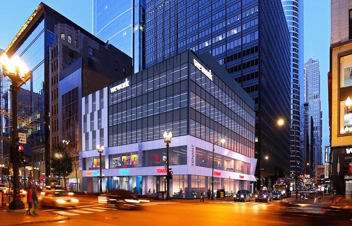 Amalgamated Bank Headquarters Photo