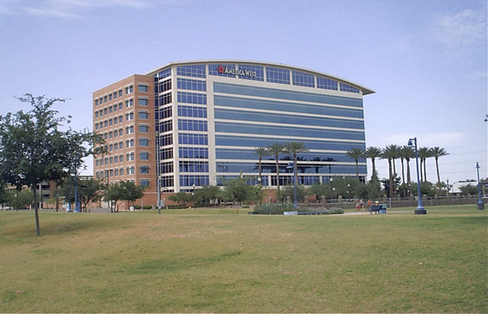America West Holdings Corp Headquarters Photo