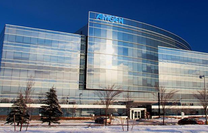 Amgen Canadian Headquarters Photo