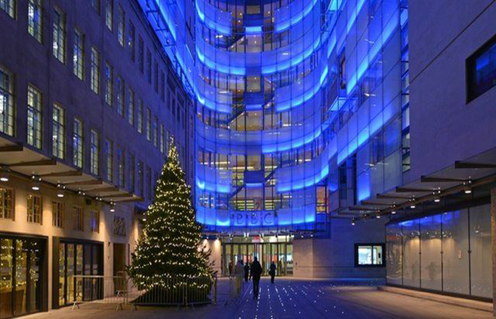 BBC Headquarters Photo