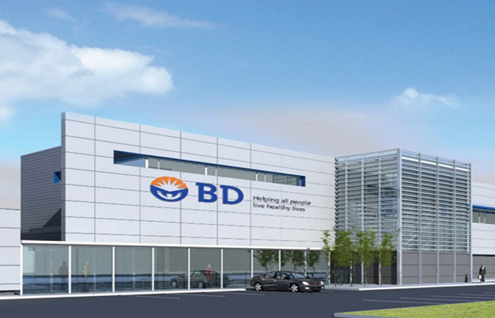 BD Corporate Office Photo