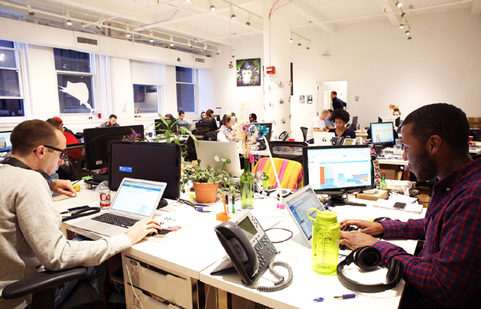 BONOBOS Headquarters Photo
