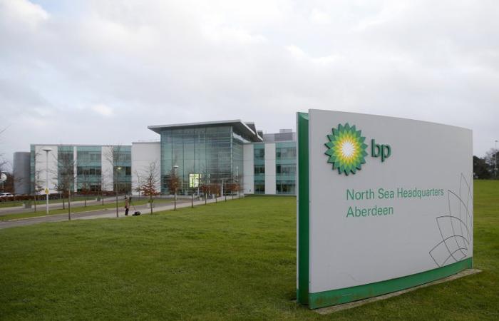 BP Headquarters Photo