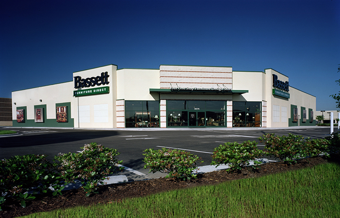Bassett Furniture Corporate Office Photo
