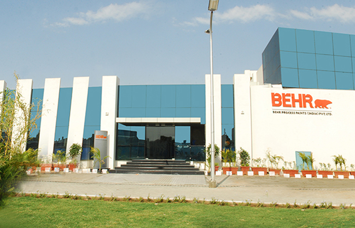 Behr Headquarters Photo