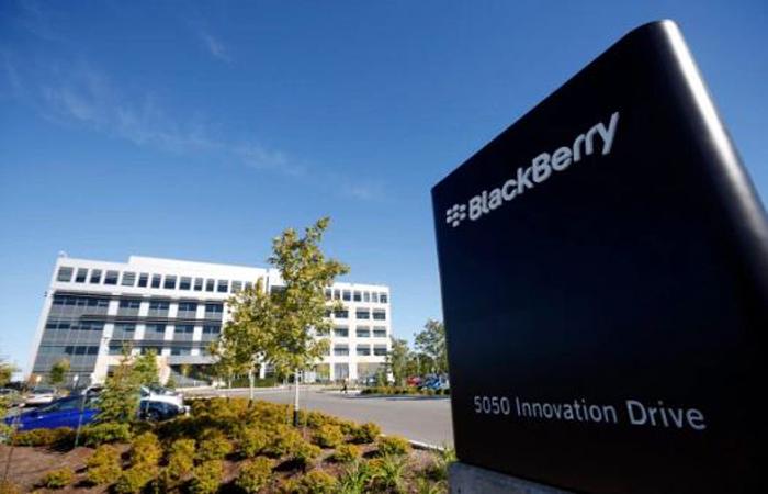 Blackberry Headquarters Photo