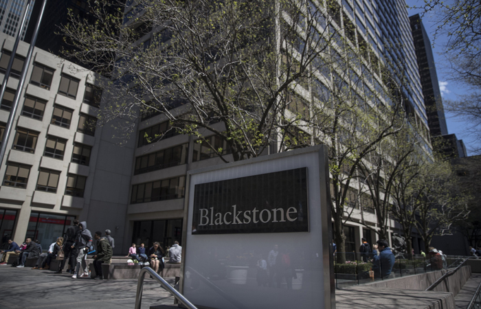 Blackstone Headquarters Photo
