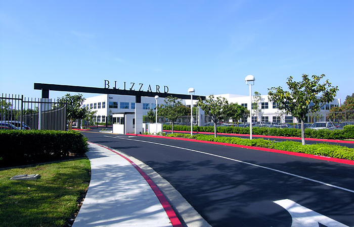 Blizzard Entertainment Headquarters Photo