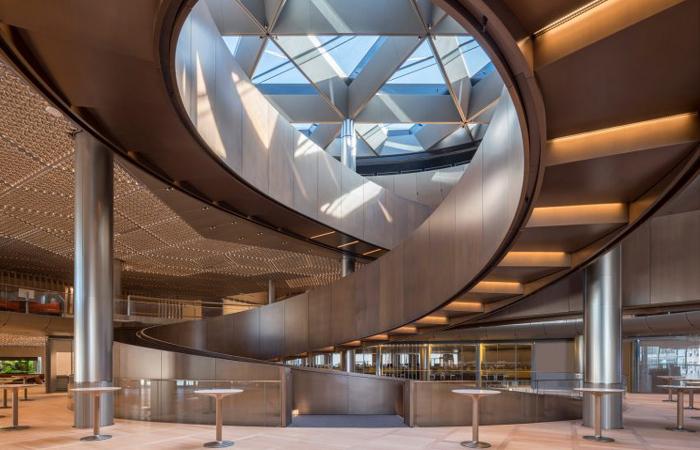 Bloomberg Headquarters Photo