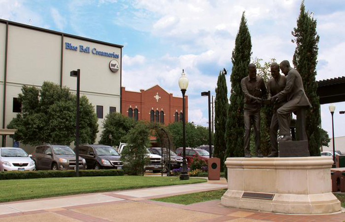 Blue Bell Headquarters Photo