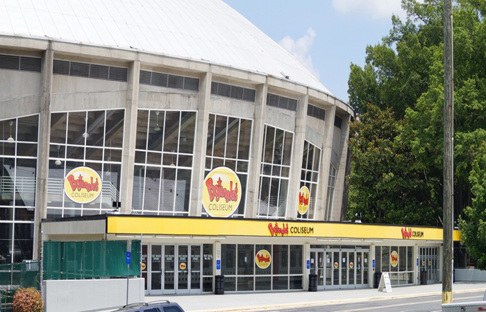 Bojangles Headquarters Photo