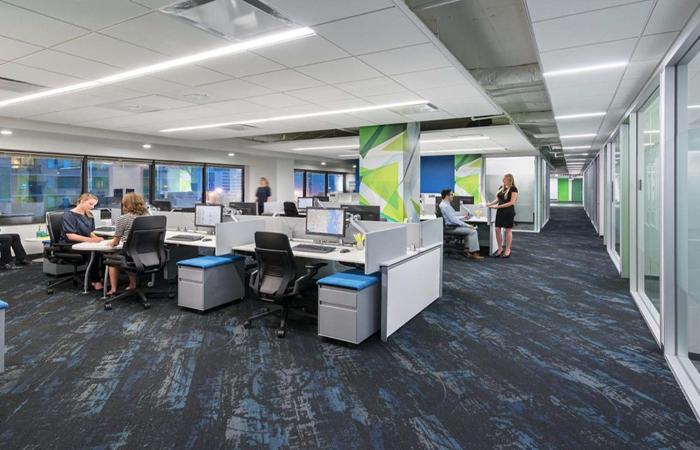 Booz Allen Hamilton Corporate Office Photo