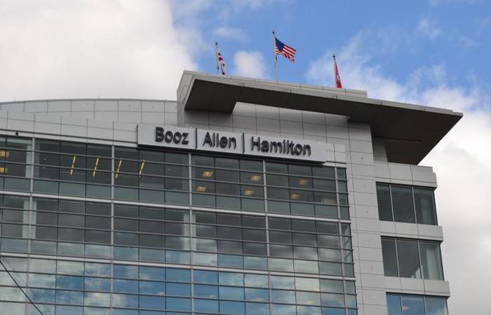 Booz Allen Hamilton Headquarters Photo