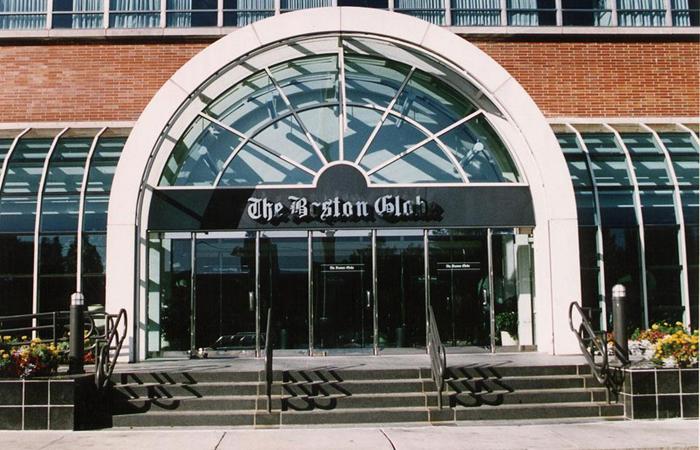 Boston Globe Headquarters Photo