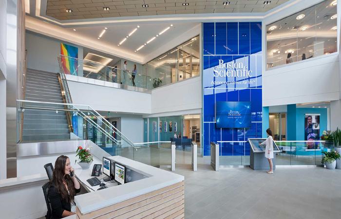 Boston Scientific Corporate Office Photo