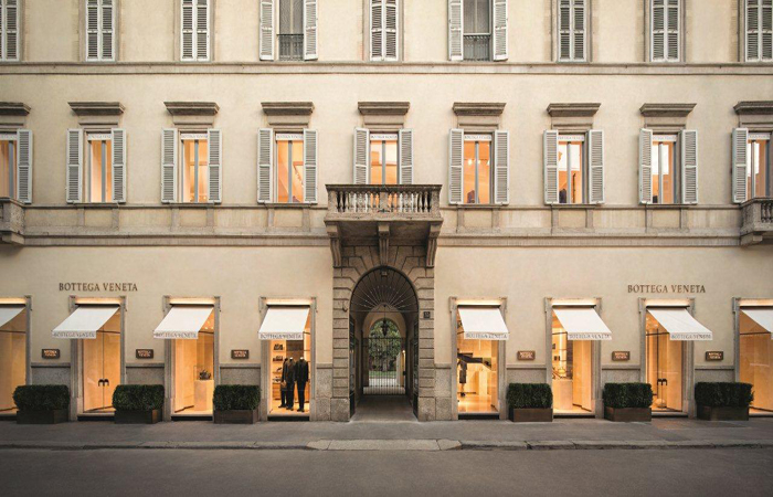 Bottega Veneta Headquarters Photo