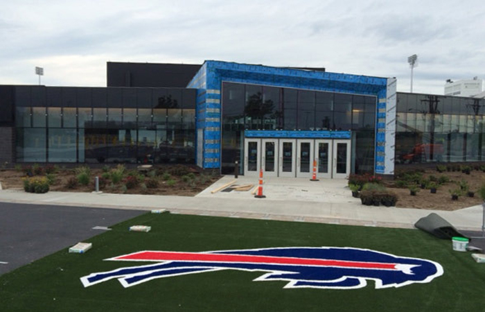 Buffalo Bills Headquarters Photo