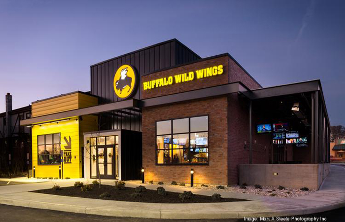 Buffalo Wild Wings Headquarters Photo