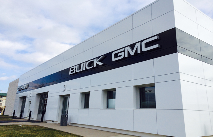 Buick Corporate Office Photo