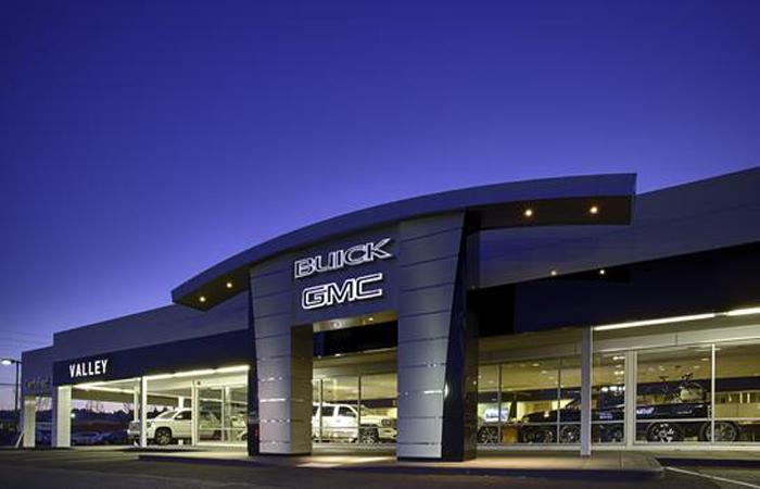Buick Headquarters Photo