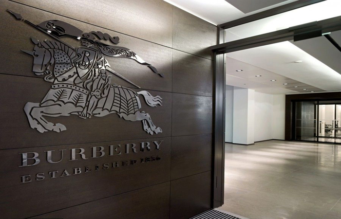 Burberry Corporate Office Photo