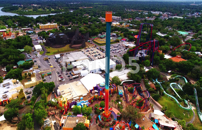 Busch Gardens Tampa Headquarters Photo